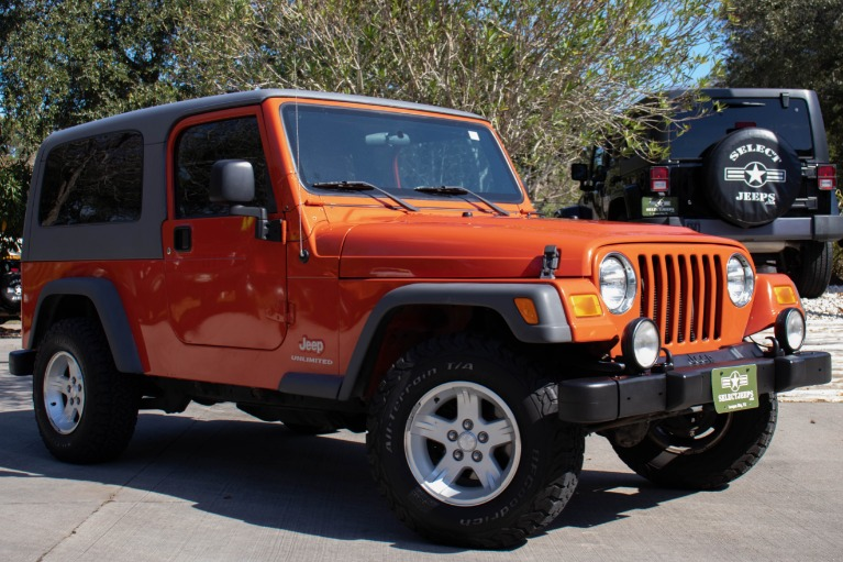 Willys Jeeps For Sale >> Select Jeeps Inc. | Jeep Wranglers in League City, Texas