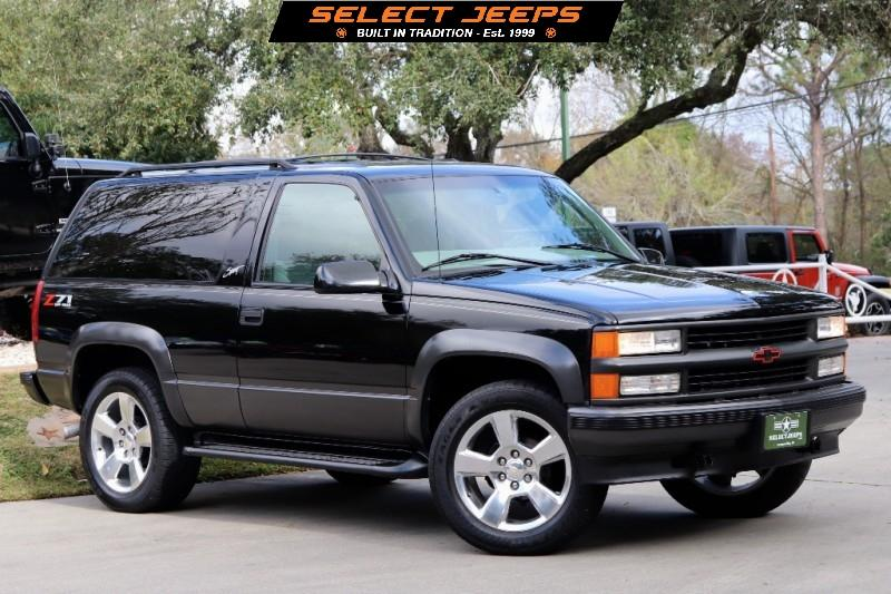 Z71 Tahoe For Sale >> Used 1999 Chevrolet Tahoe 2dr Sport Z71 4wd For Sale