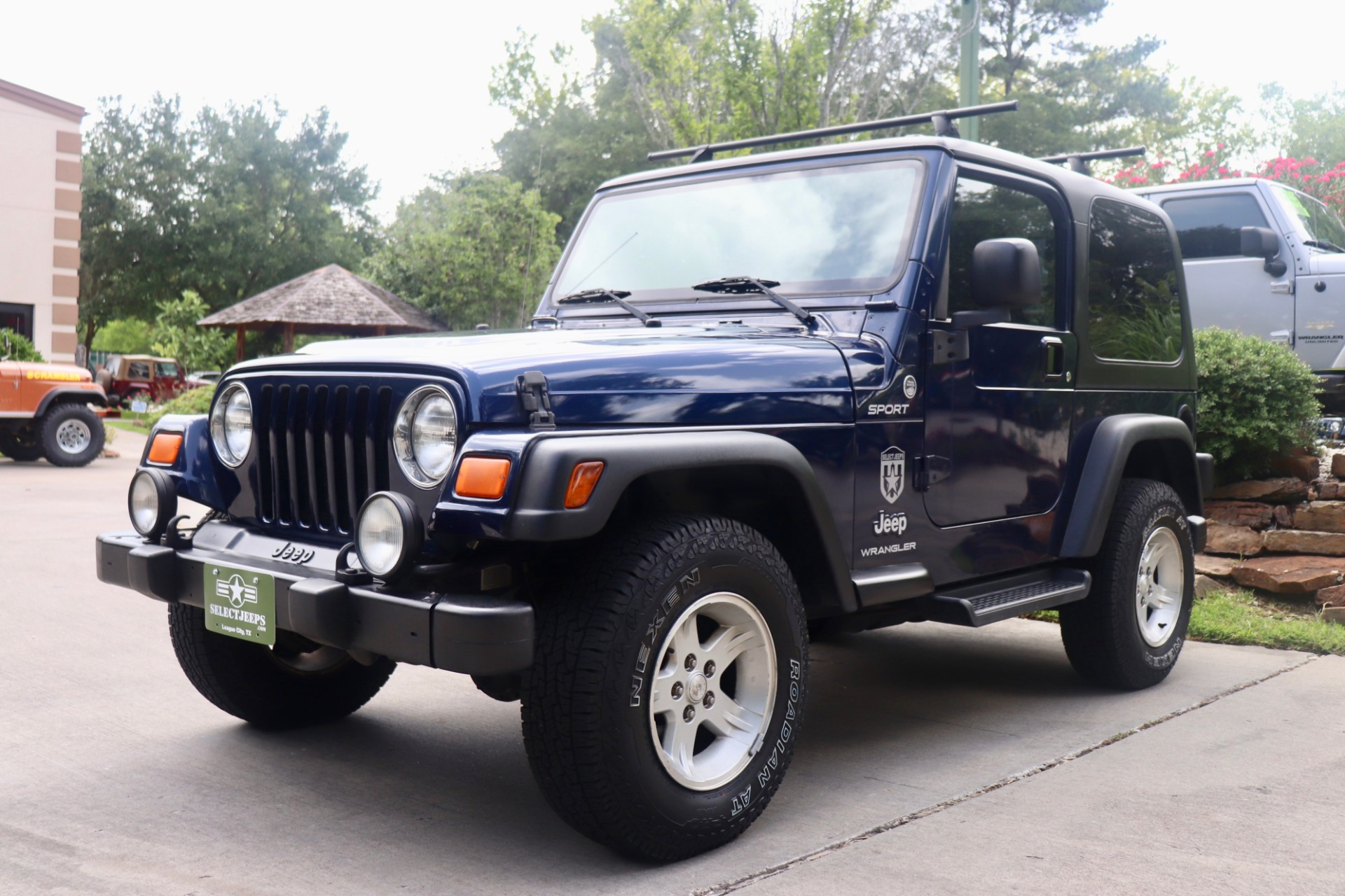 Used 2006 Jeep Wrangler Sport For Sale 13 995 Select