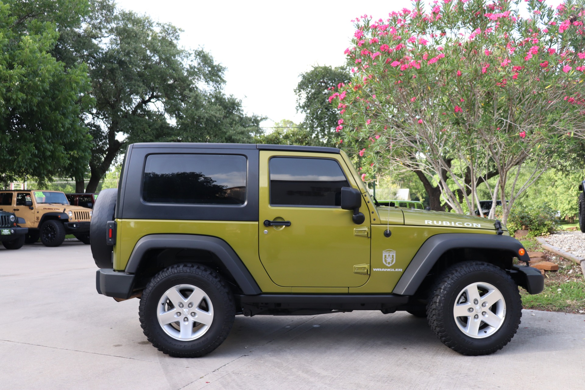 ... Used 2007 Jeep Wrangler Rubicon 4WD 2dr Rubicon ...