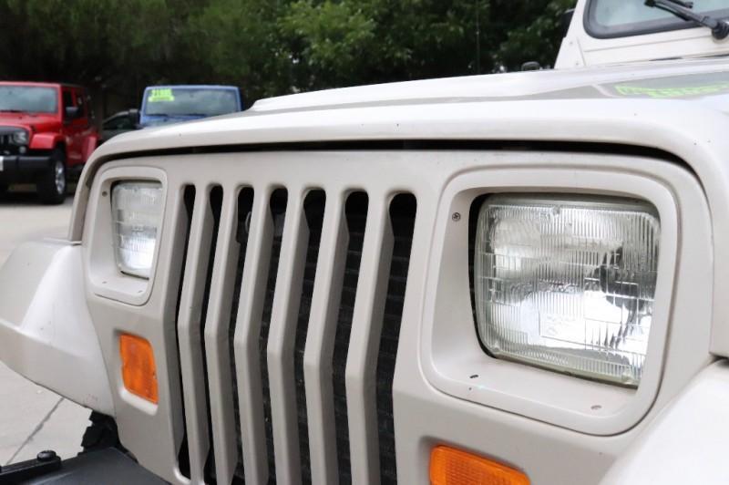 ... Used 1995 Jeep Wrangler 2dr Sahara ...