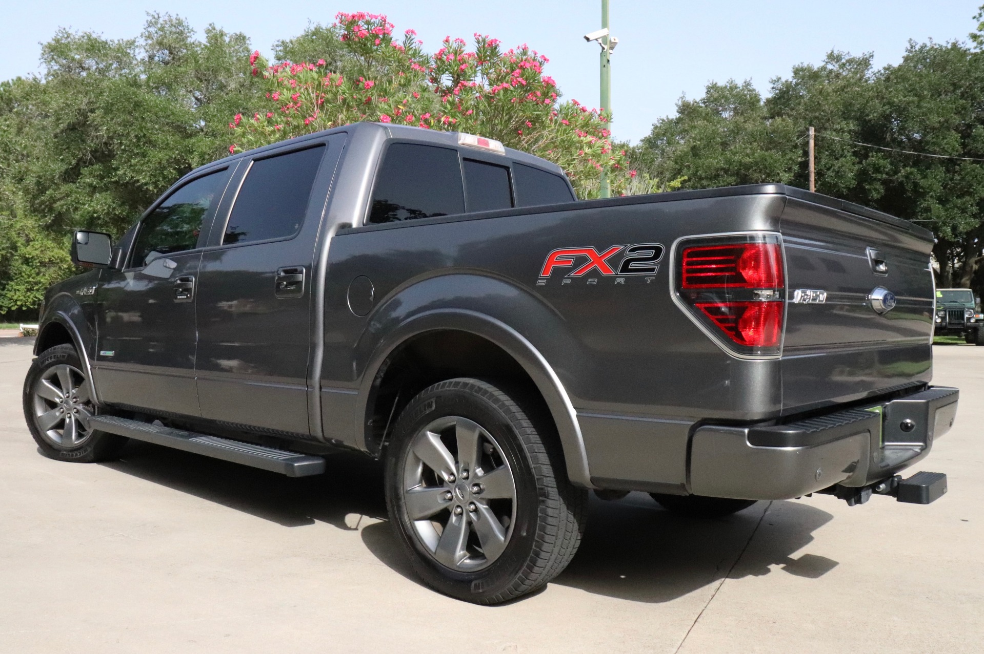Used 2013 Ford F 150 Super Crew Fx2 Sport For Sale 22 995