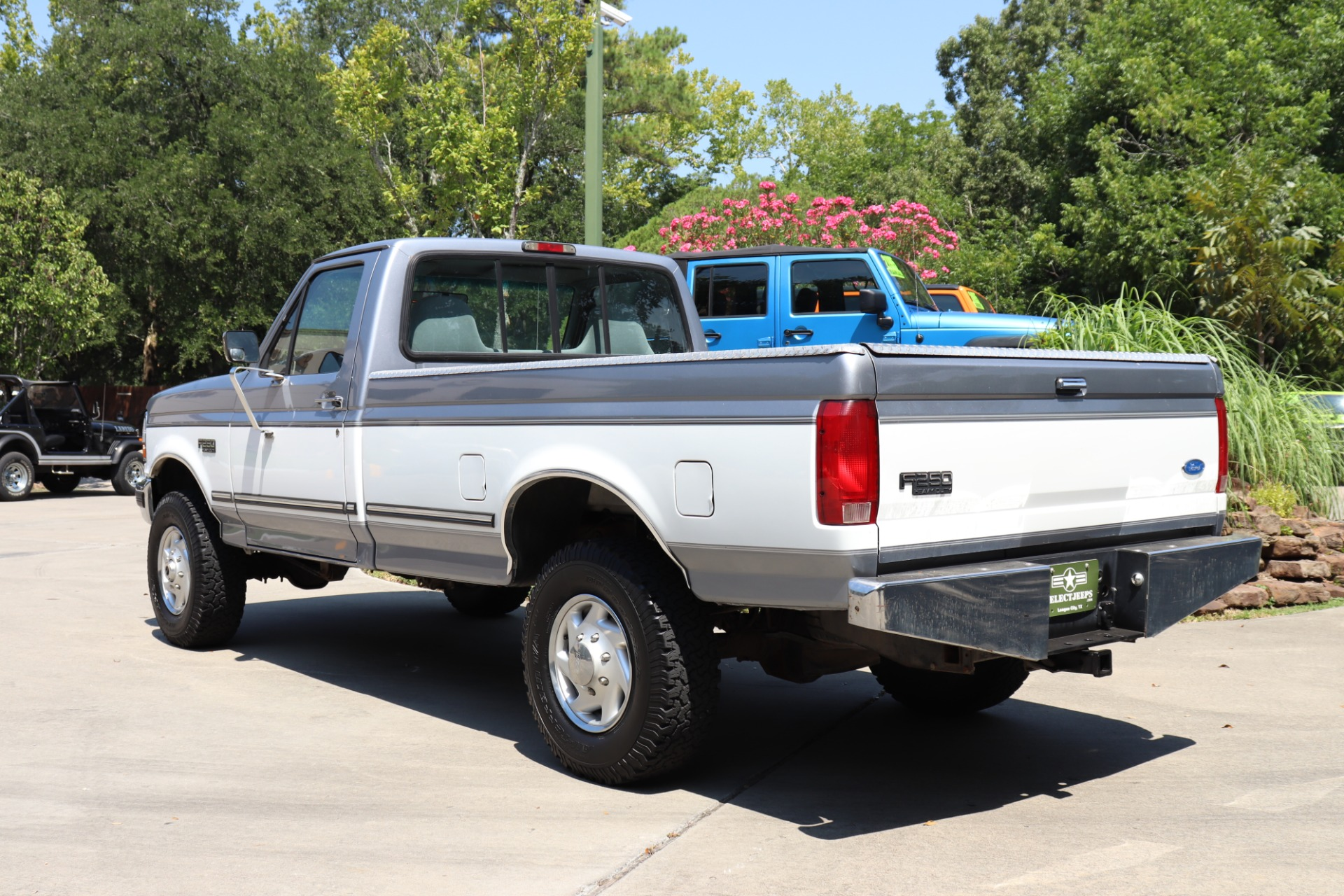 Used 1997 Ford F