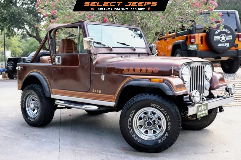 Used 1984 Jeep Cj7 Cj7 For Sale Special Pricing Select Jeeps Inc