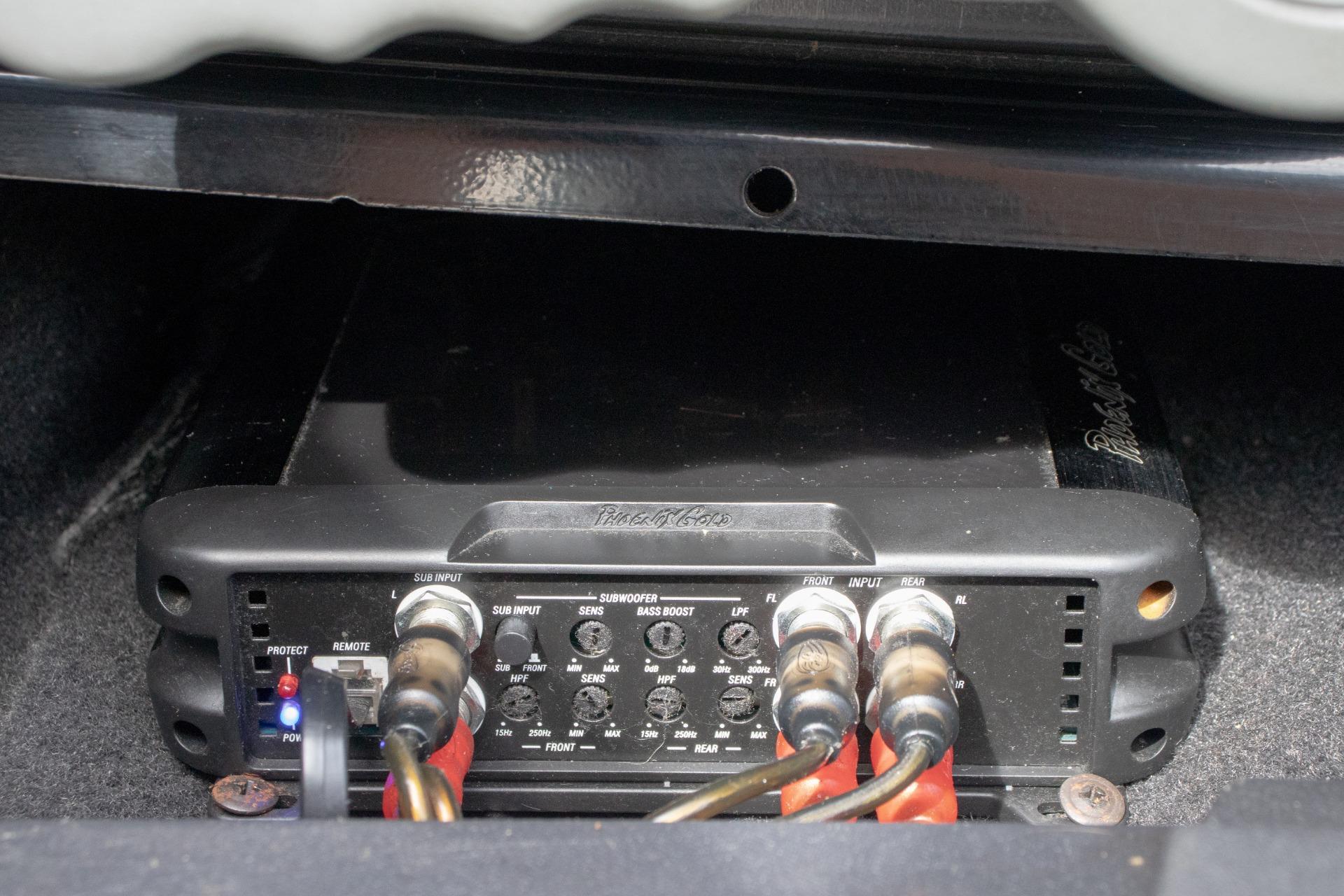 Used 2008 Jeep Wrangler Unlimited Sahara 4wd 4dr Jk Subwoofer Upgrade