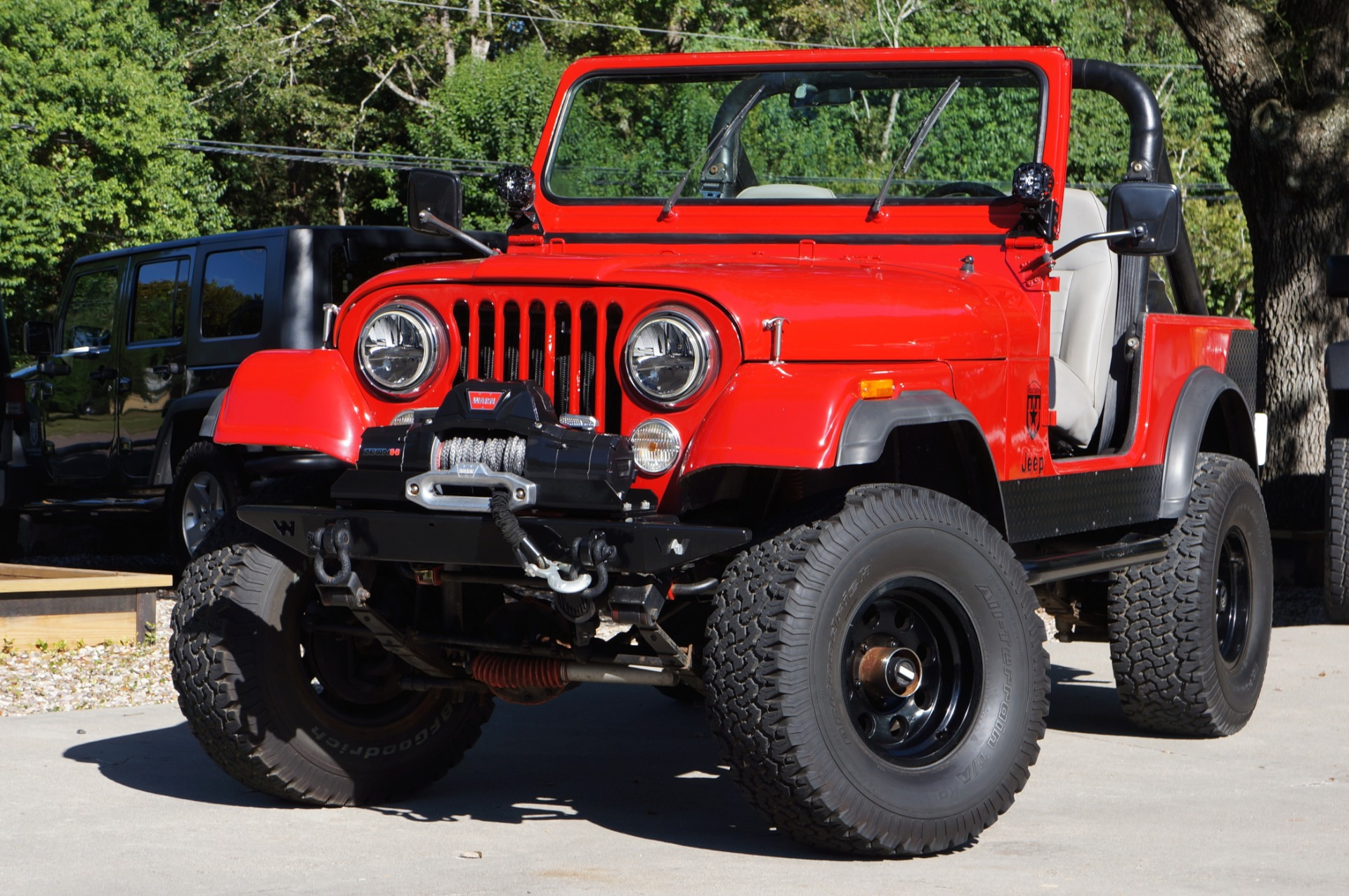 Used-1983-Jeep-CJ-7-4WD-Wagon-CJ7