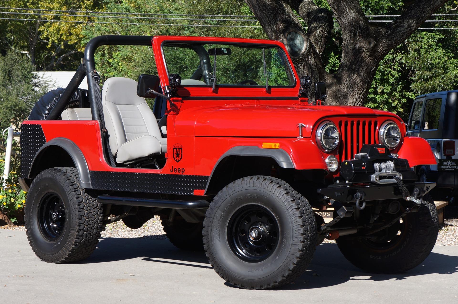 Used-1983-Jeep-CJ-7-4WD-Wagon-CJ7