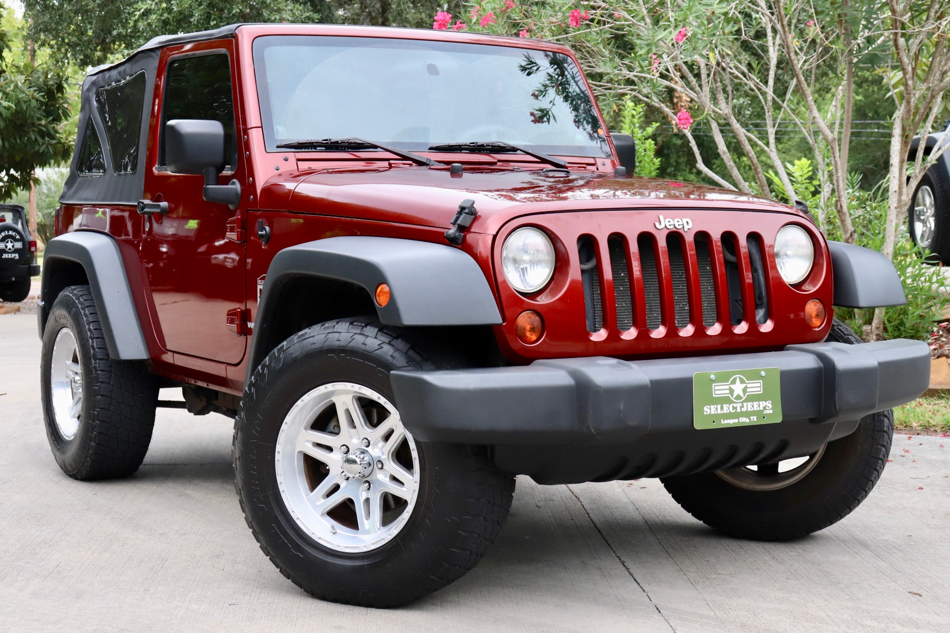 Used 2009 Jeep Wrangler X 4wd 2dr For Sale 15995 Select Fuel Filter