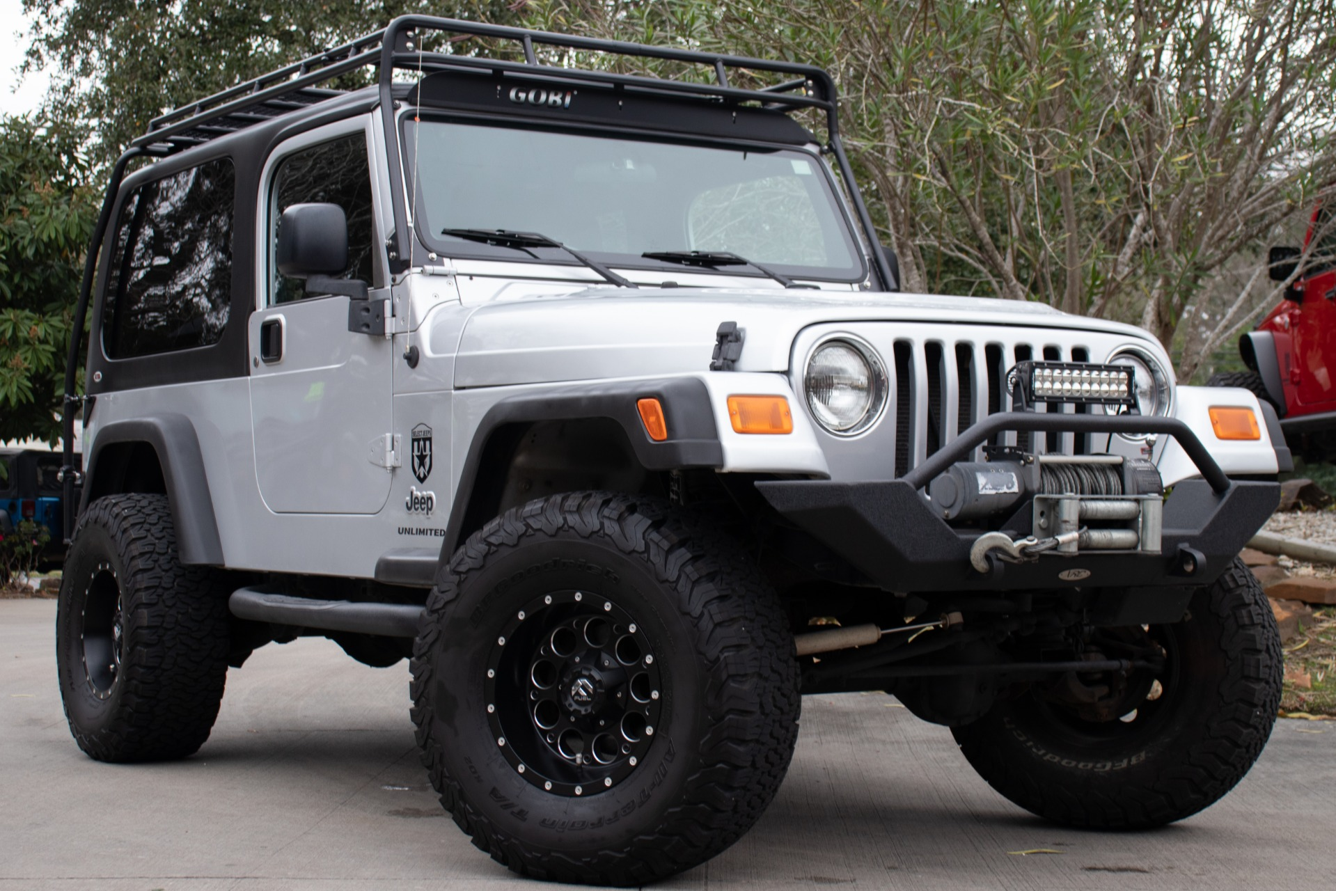 ... Used 2004 Jeep Wrangler Unlimited 2dr Unlimited LWB ...