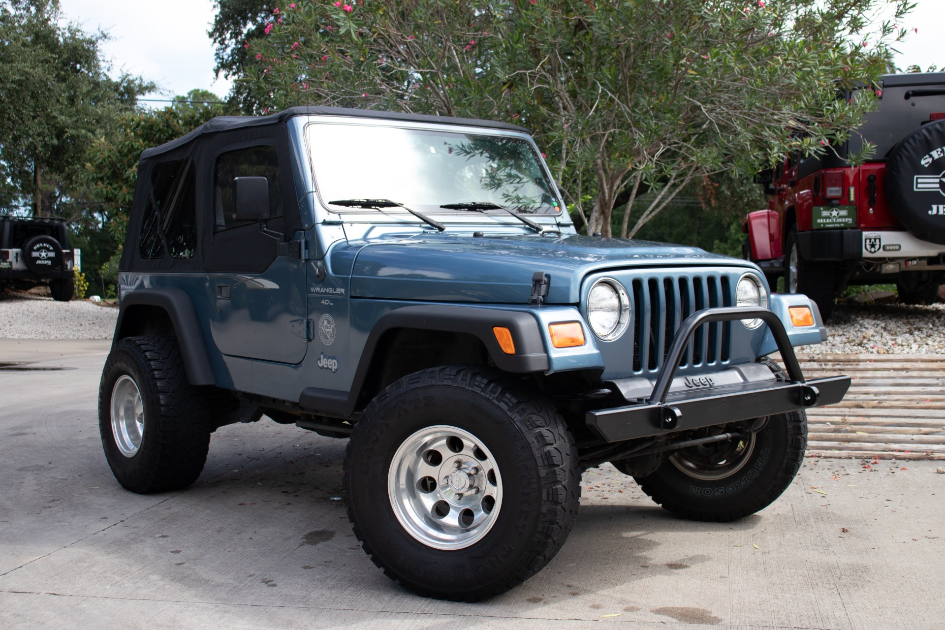 1999 Jeep Wrangler For Sale >> Used 1999 Jeep Wrangler Sport For Sale Special Pricing Select