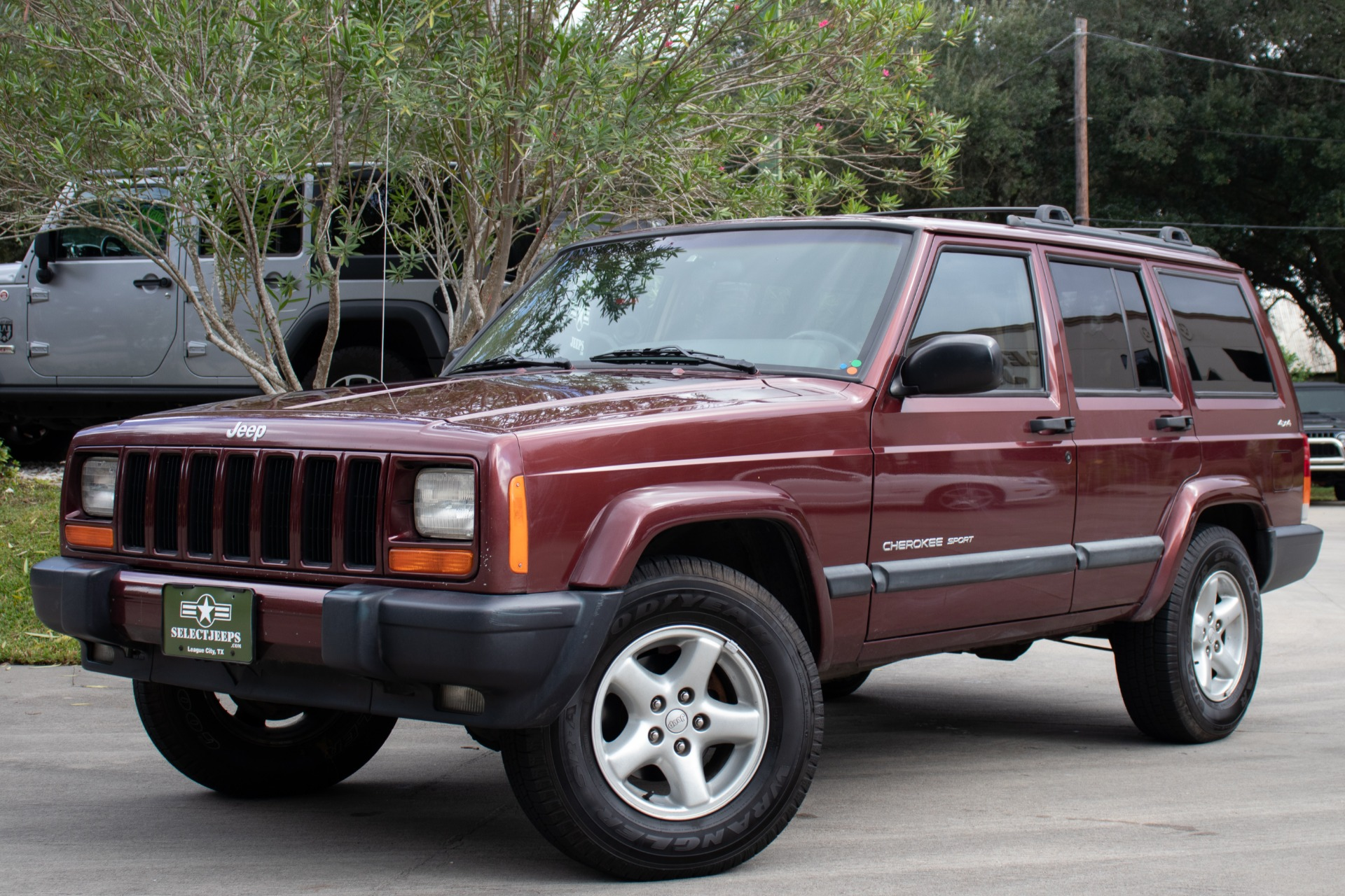 Used 2001 Jeep Cherokee Sport For Sale 12 995 Select