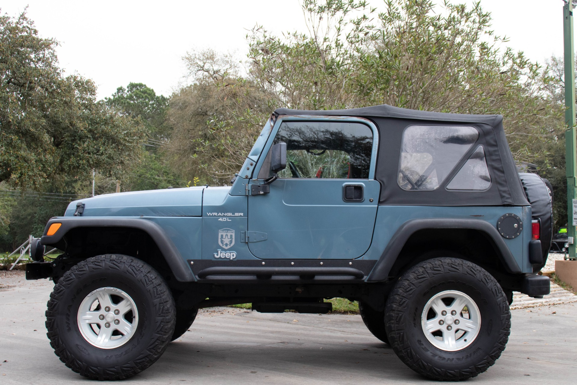 Used 1999 Jeep Wrangler Sport For Sale 8 995 Select Jeeps Inc Stock 482729