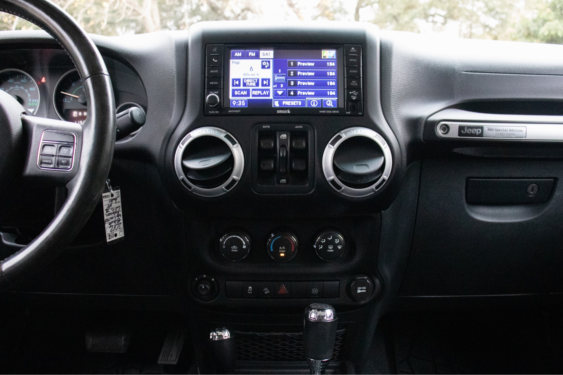 Used-2012-Jeep-Wrangler-Unlimited-Call-of-Duty-MW3