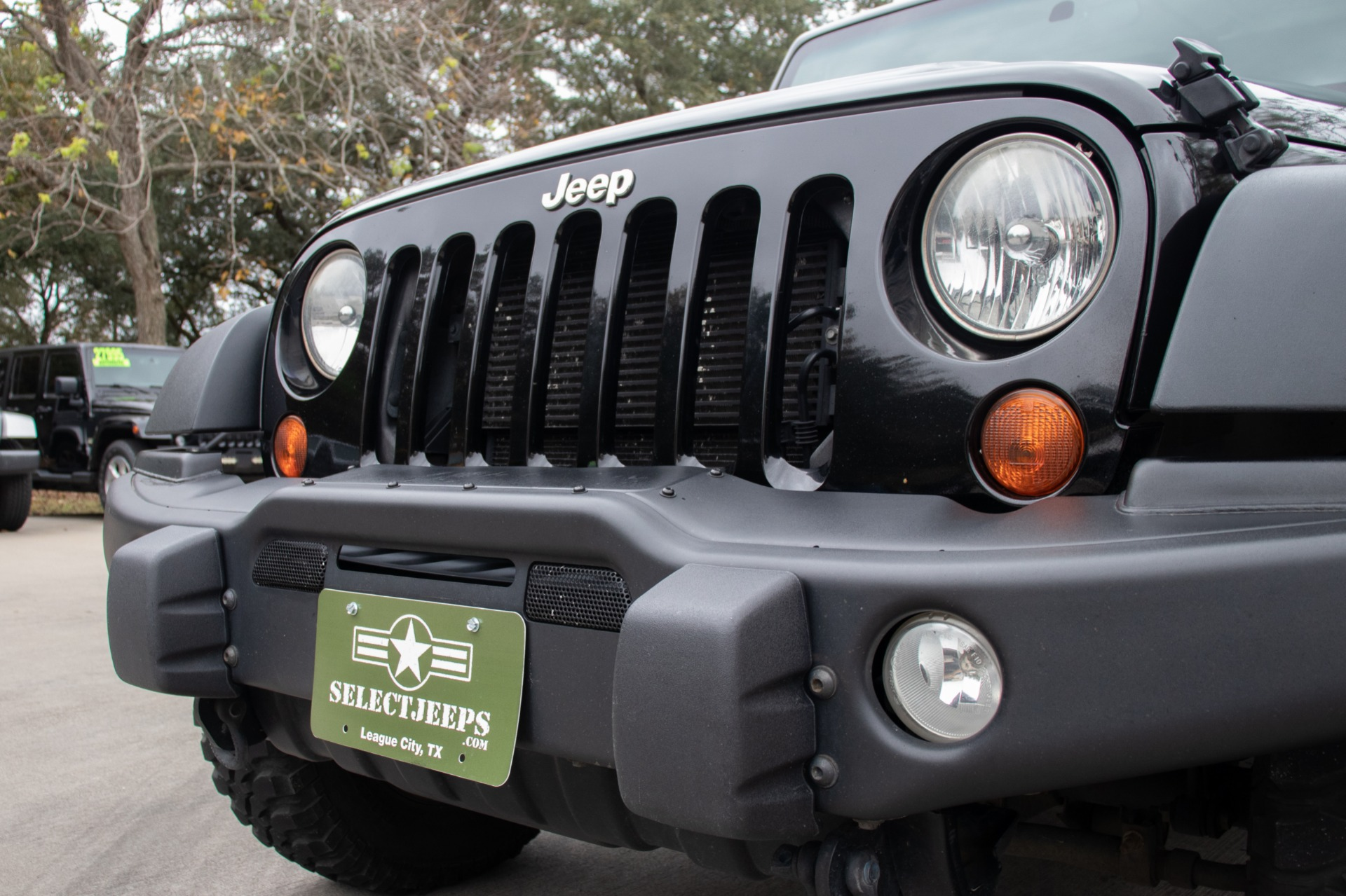 Used 2012 Jeep Wrangler Unlimited Call of Duty MW3 For Sale ($25,995) | Select Jeeps Inc. Stock ...