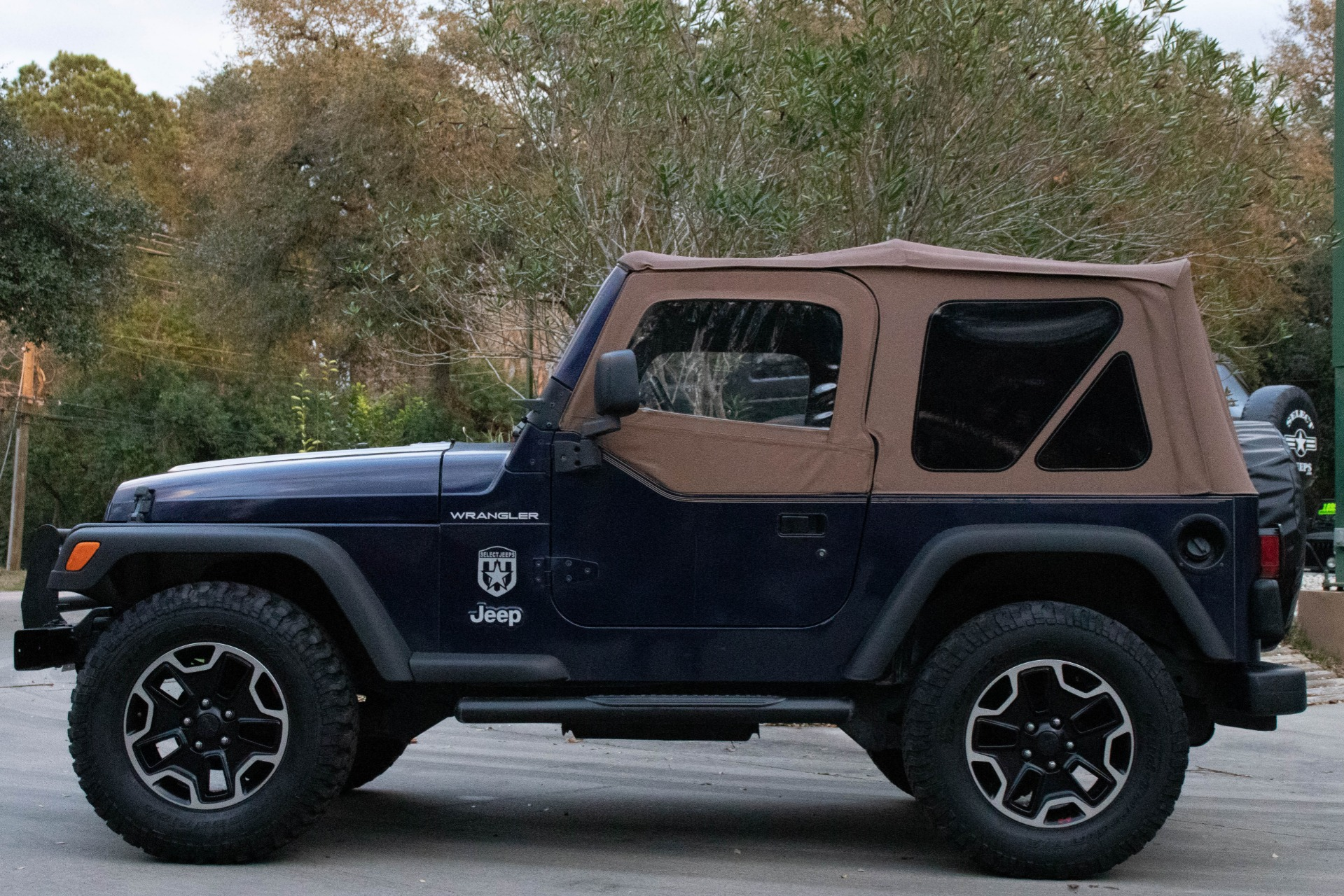 Used 1998 Jeep Wrangler SE For Sale ($9,995) | Select ...