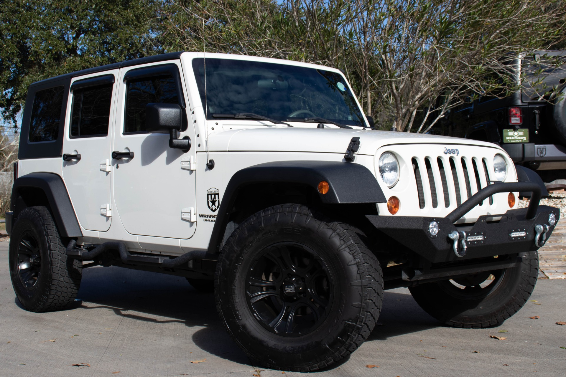 Used 2008 Jeep Wrangler Unlimited X For Sale ($18,995 ...
