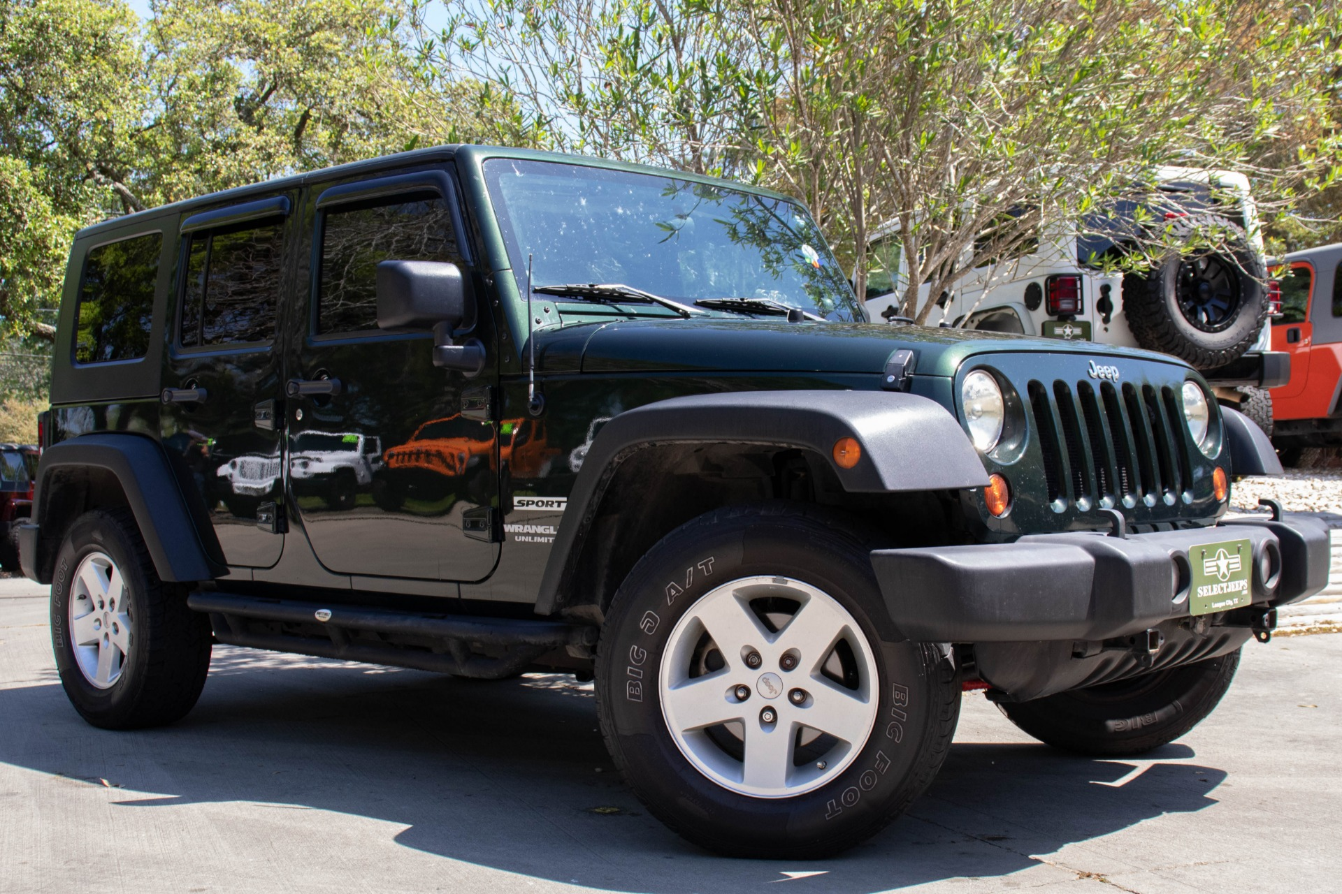 Used 2010 Jeep Wrangler Unlimited Sport For Sale ($18,995 ...