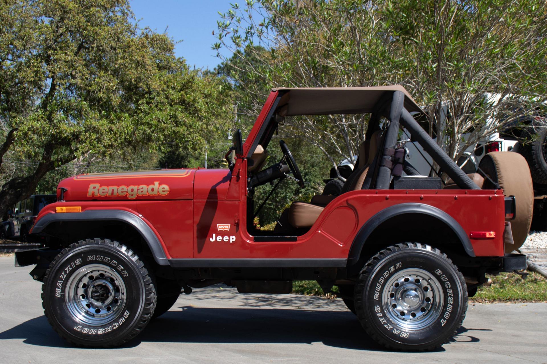 Used-1978-Jeep-CJ5-Renegade