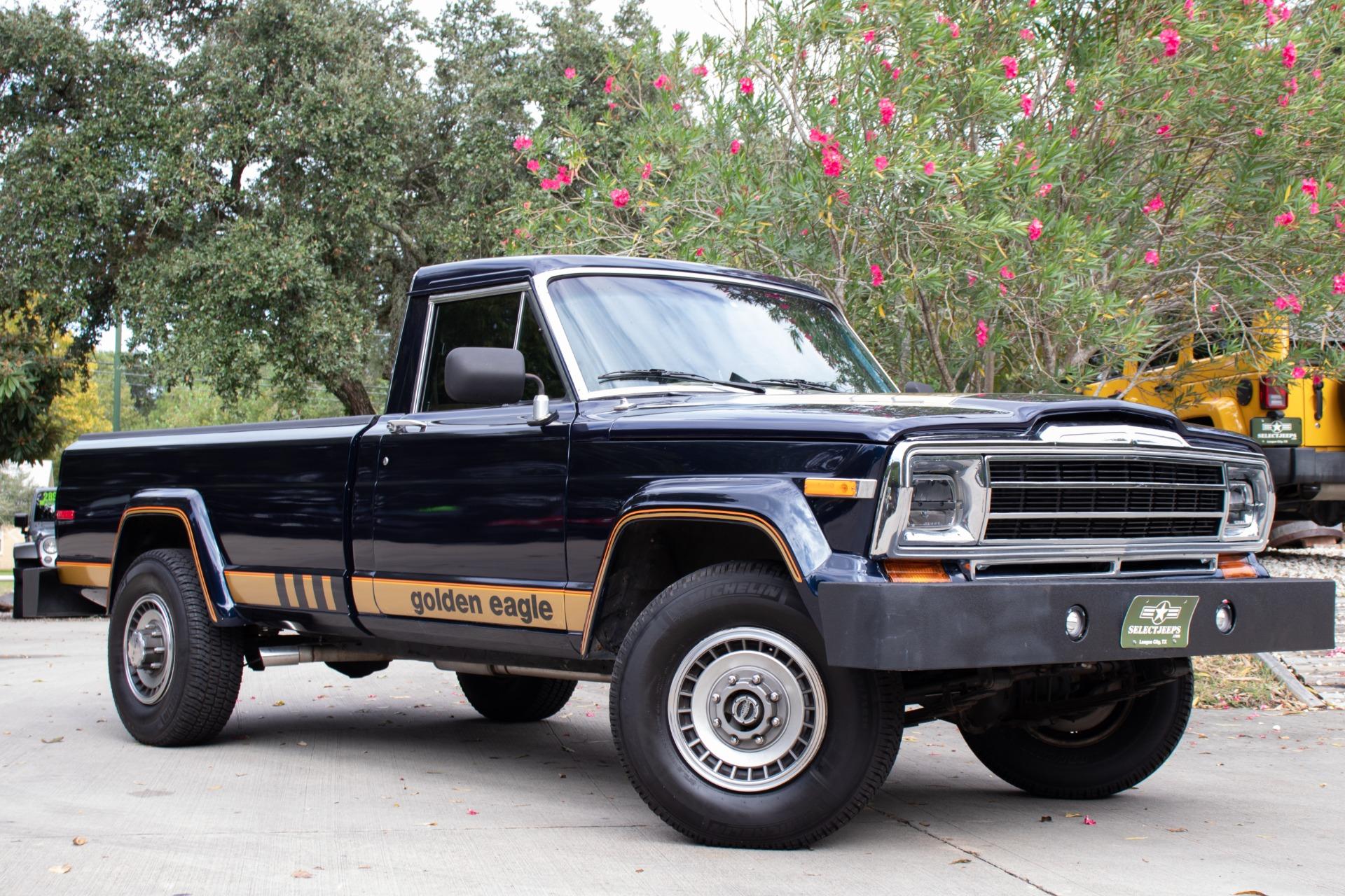 Used-1987-Jeep-J-20-Pickup