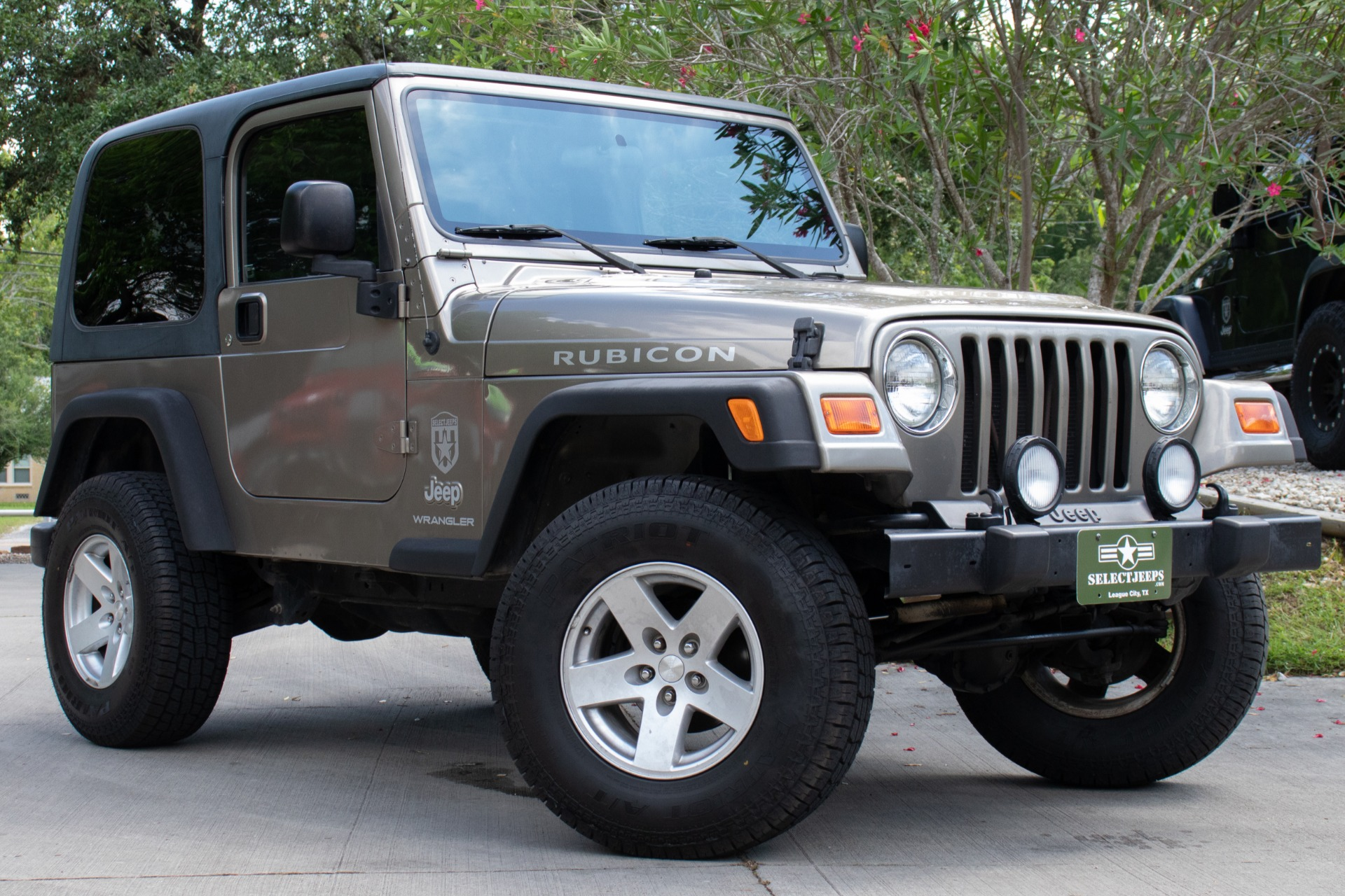 Used 2003 Jeep Wrangler Sport For Sale   17 995