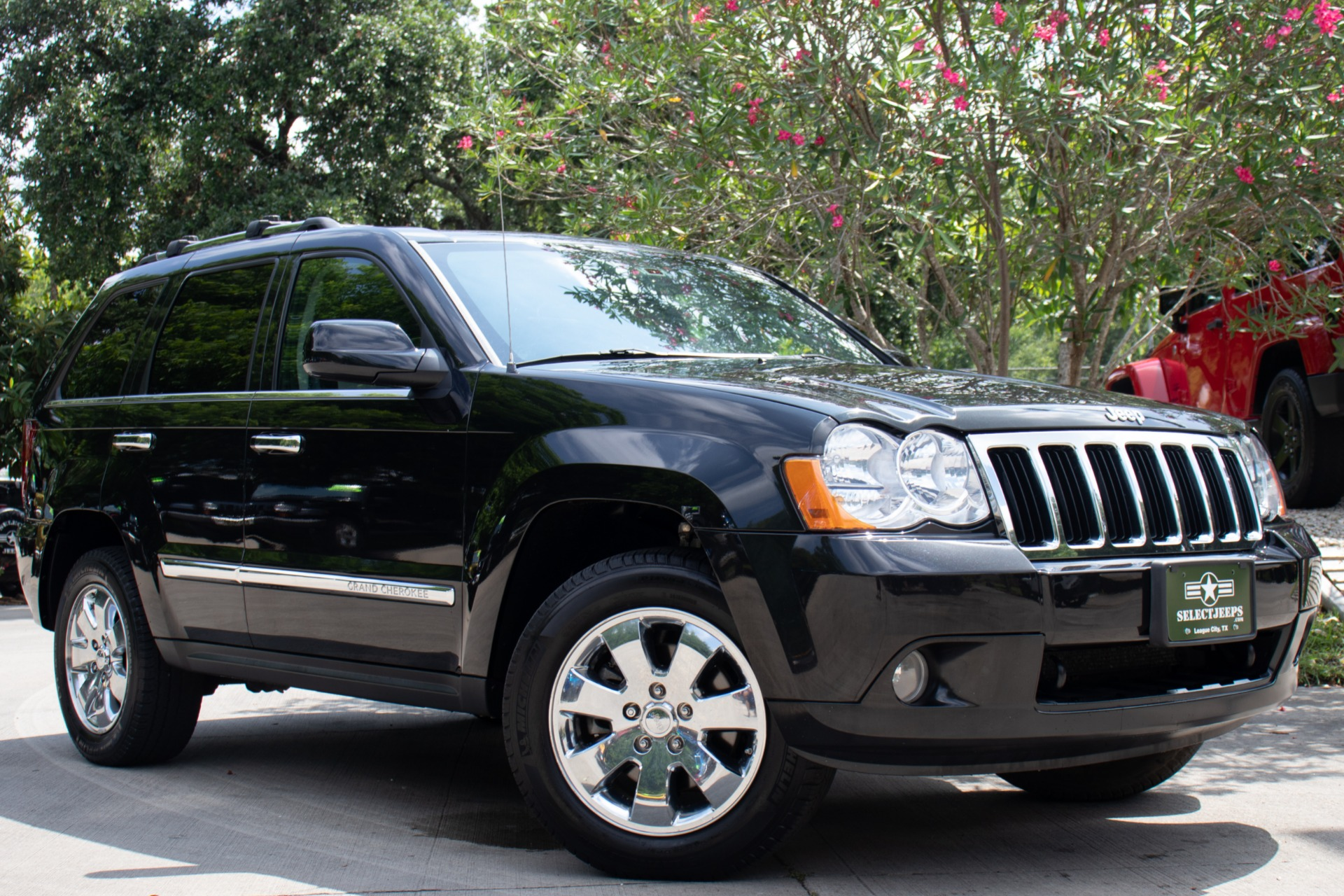 Used 2010 Jeep Grand Cherokee Limited For Sale   13 995