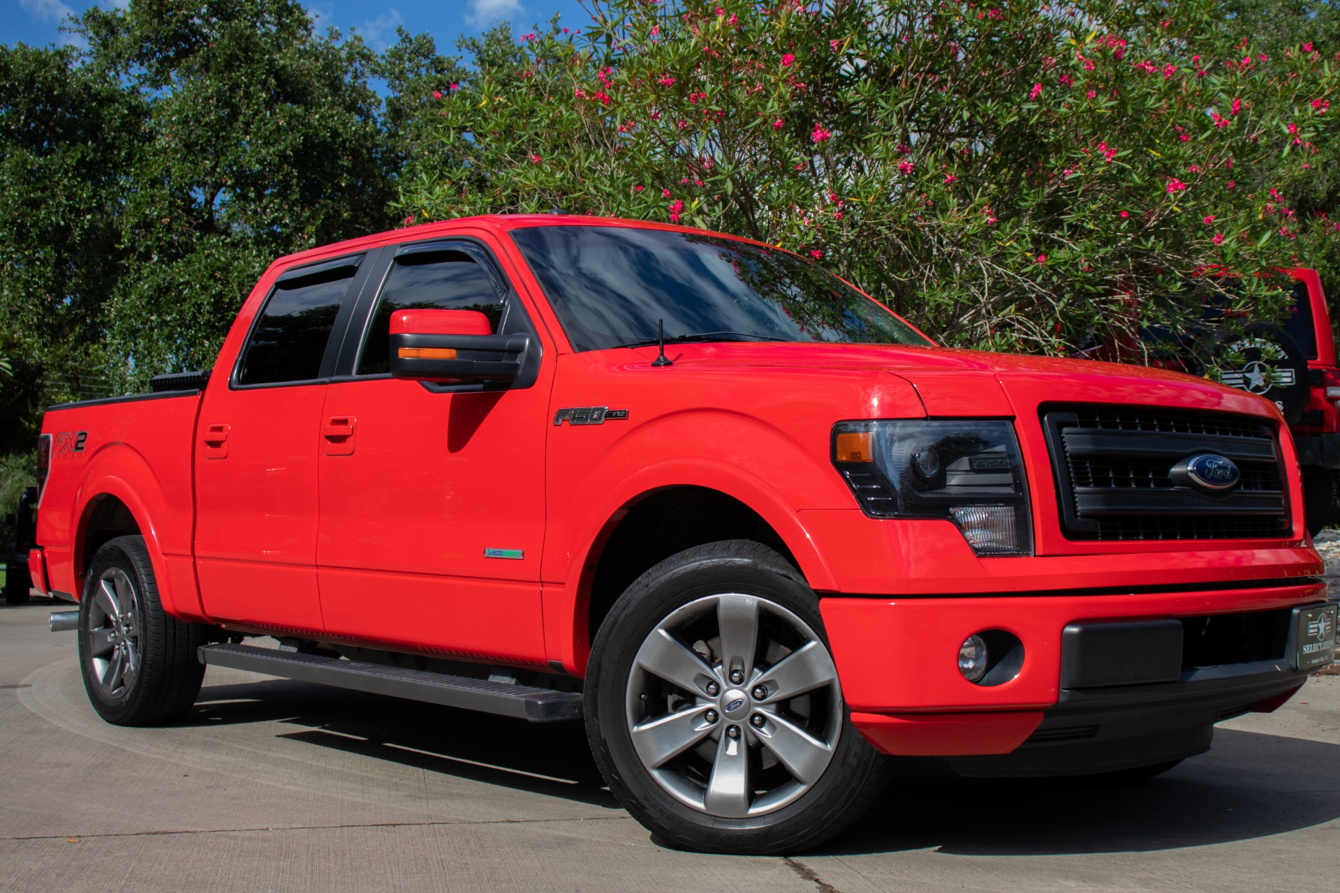 Used 2013 Ford F 150 Fx2 For Sale 20 995 Select Jeeps