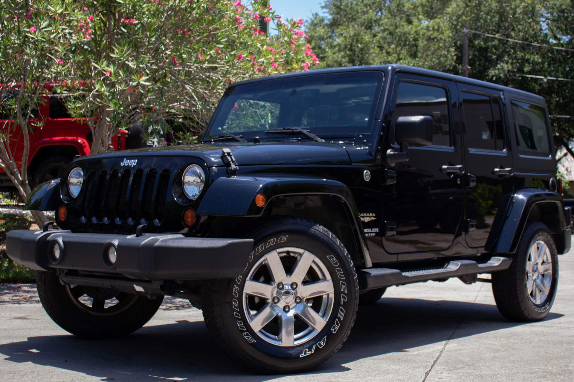 Used 2013 Jeep Wrangler Unlimited Sahara For Sale ($26,995 ...