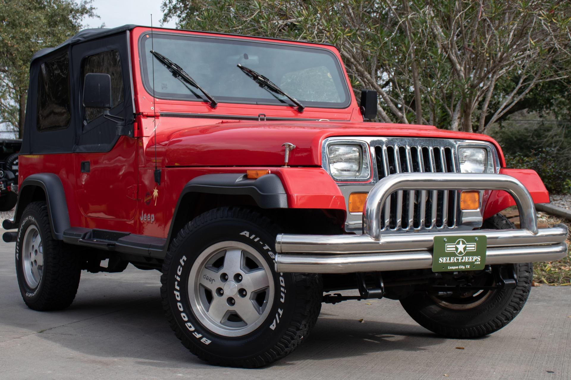 Used-1989-Jeep-Wrangler-Islander