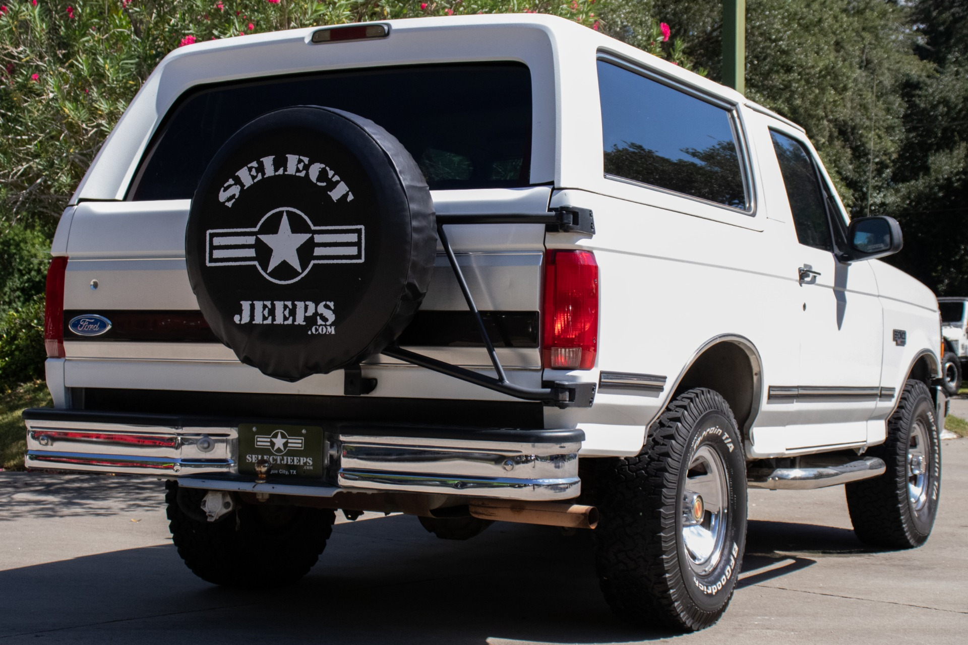Used 1992 Ford Bronco XLT For Sale ($16,995) | Select ...
