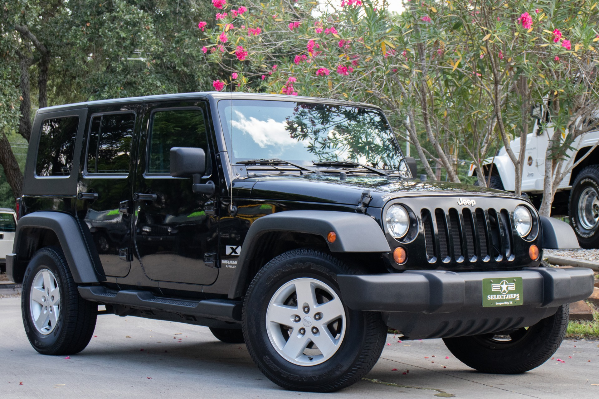 Used 2008 Jeep Wrangler Unlimited X For Sale ($15,995 ...