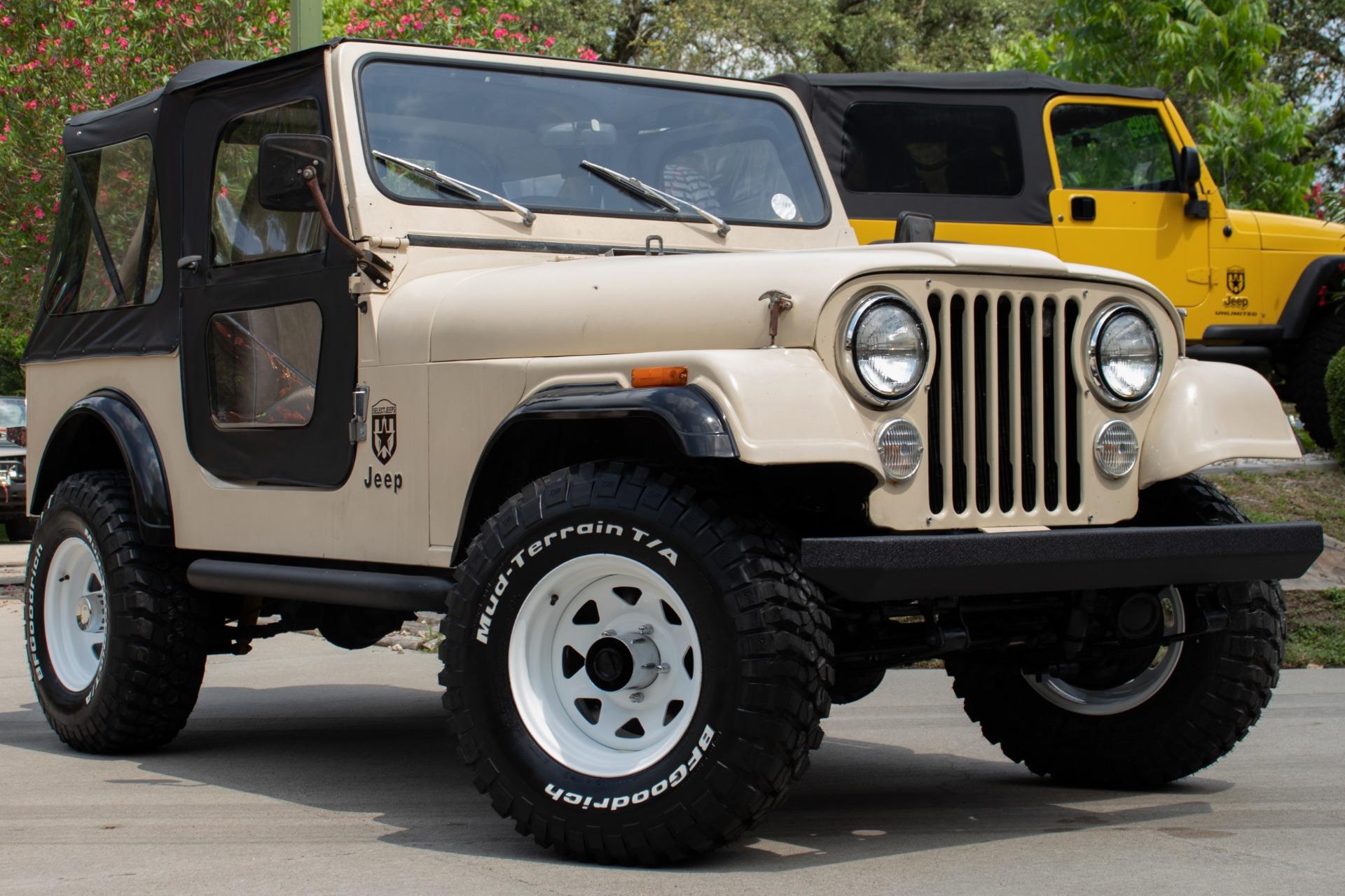 Used-1985-Jeep-CJ-7