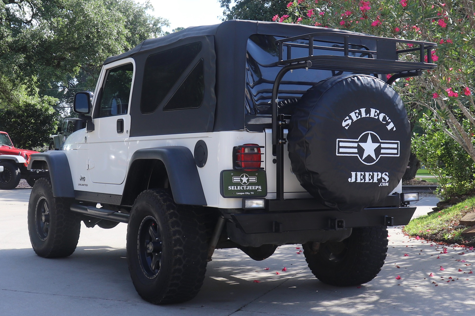 Used 2005 Jeep Wrangler Unlimited For Sale ($25,995 ...