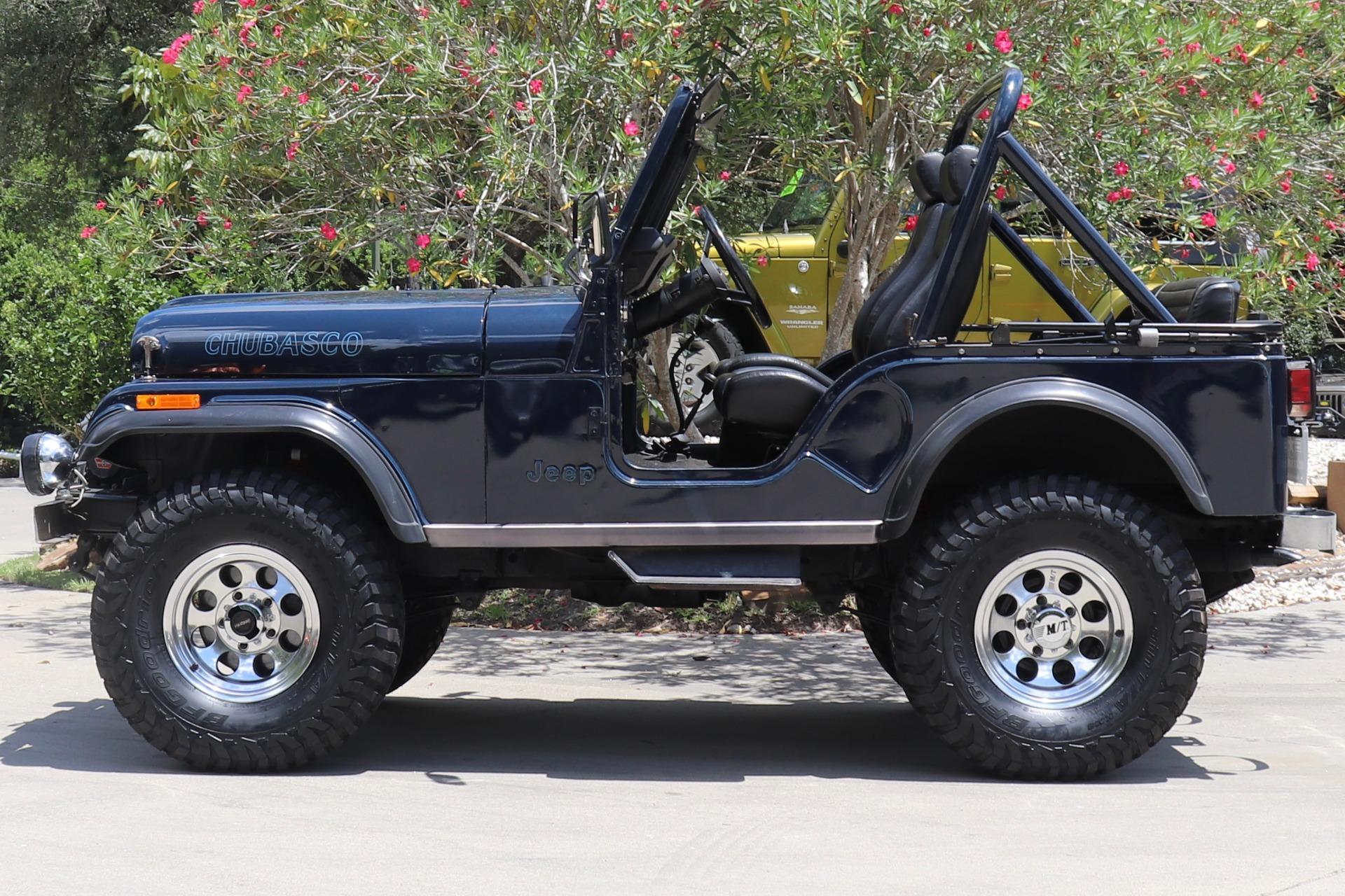 Used-1982-Jeep-CJ-5