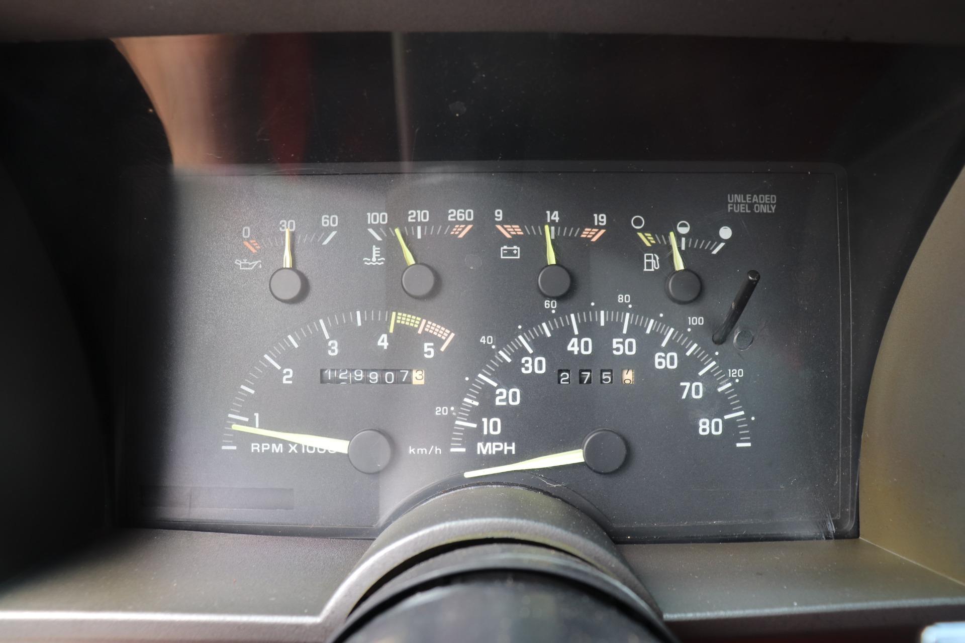 Used-1993-Chevrolet-C/K-1500-Series-C1500-Silverado