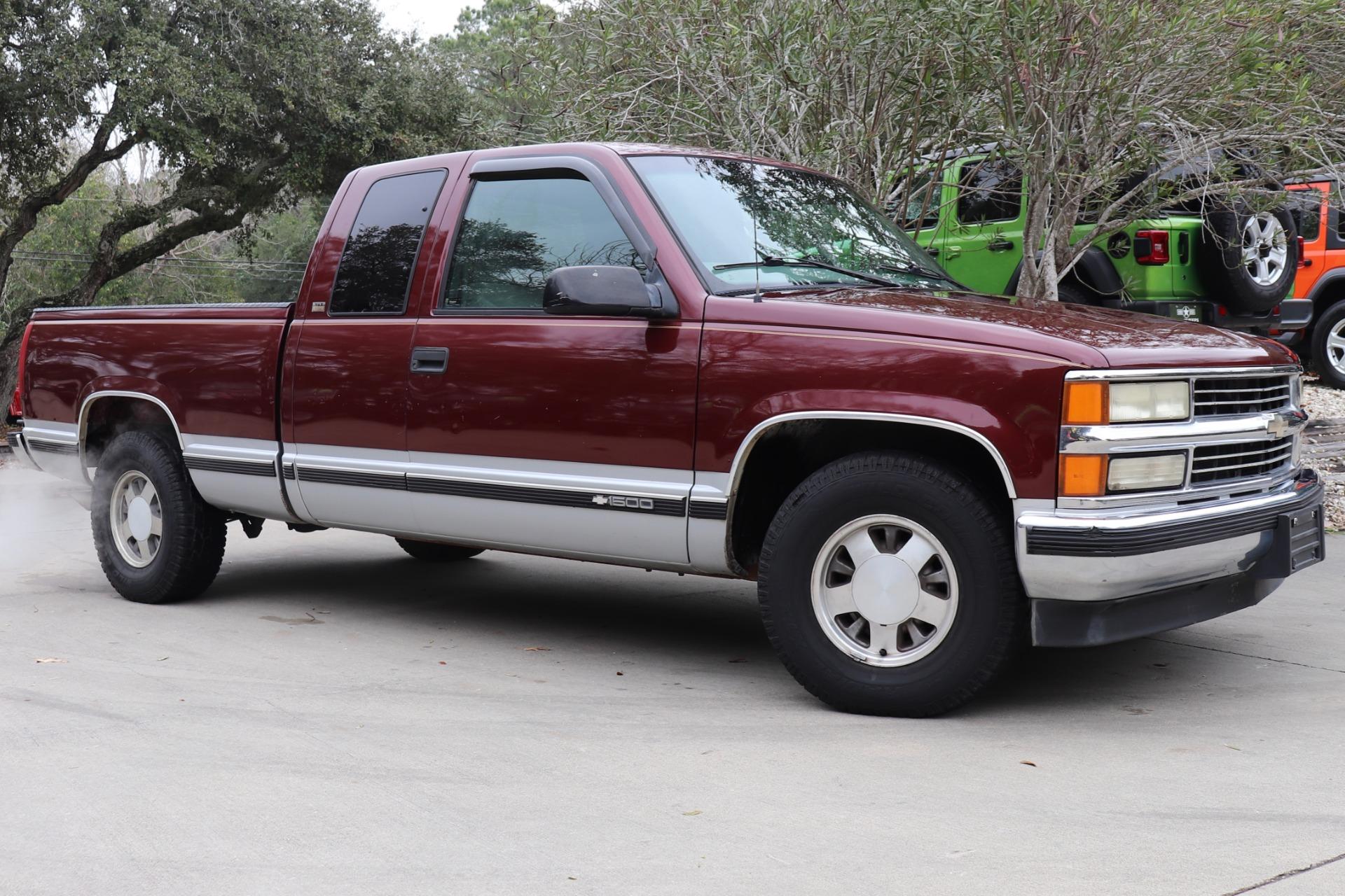 Used-1997-Chevrolet-C/K-1500-Series-C1500-Silverado