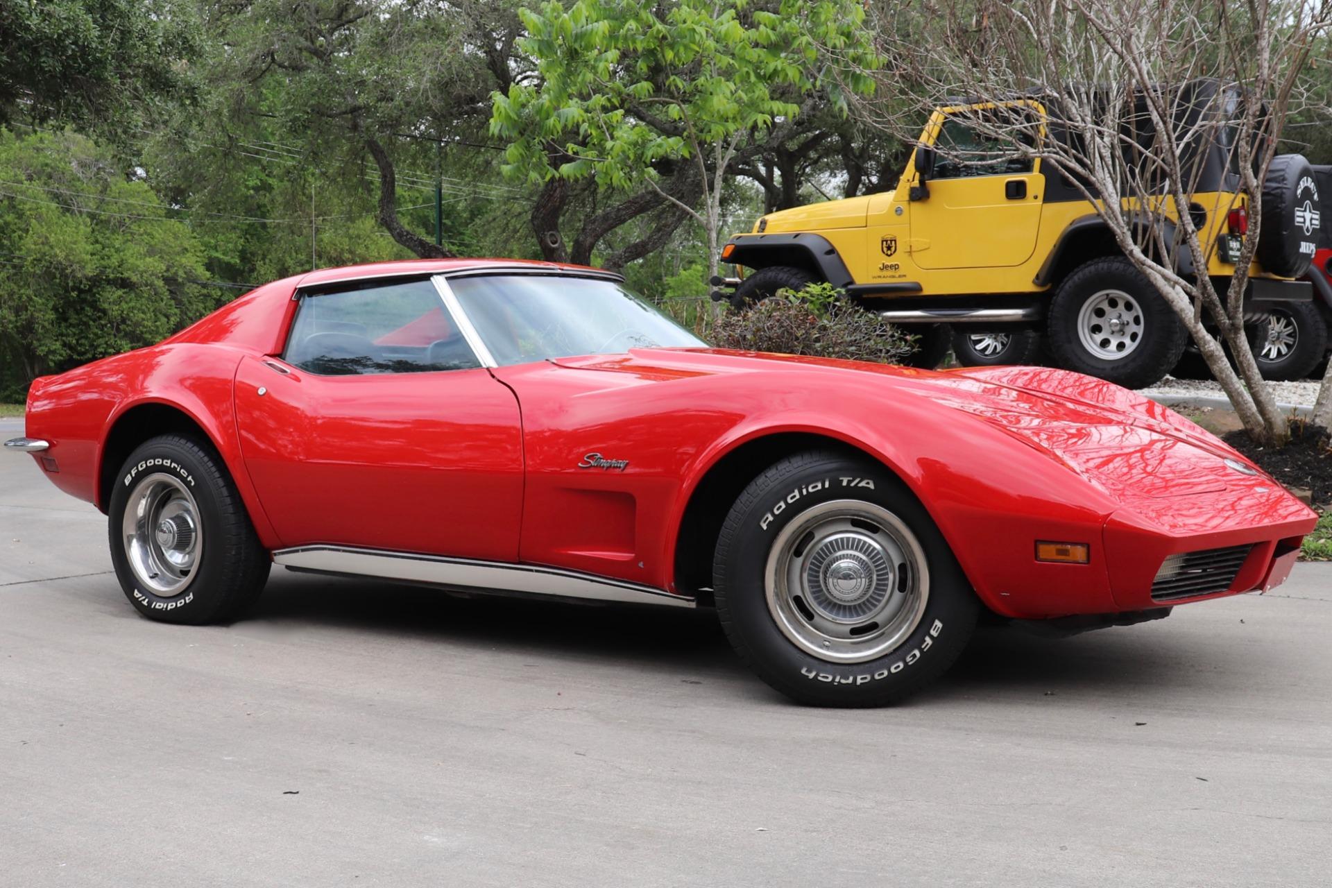 Used-1973-Corvette-Stingray