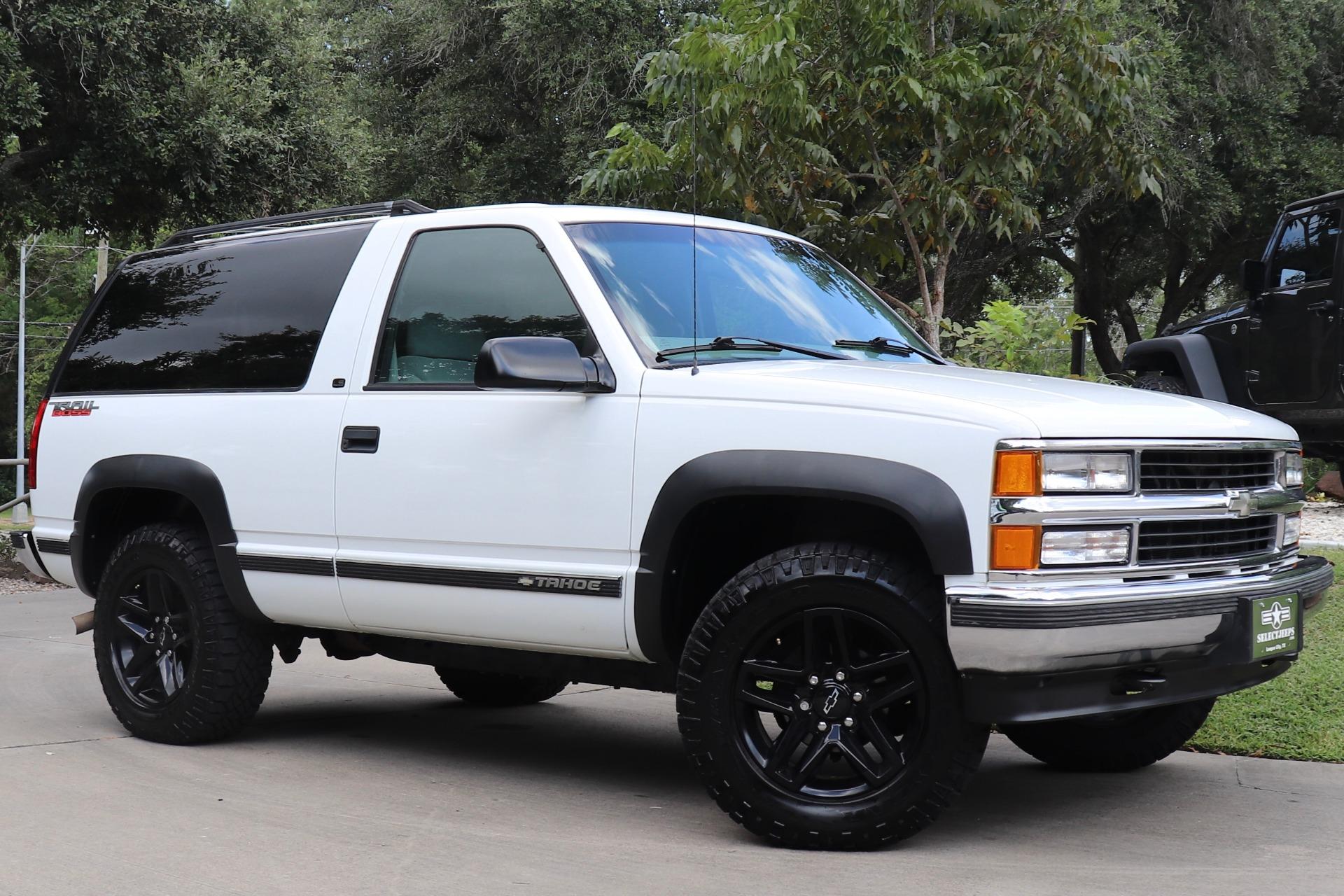 Used-1999-Chevrolet-Tahoe